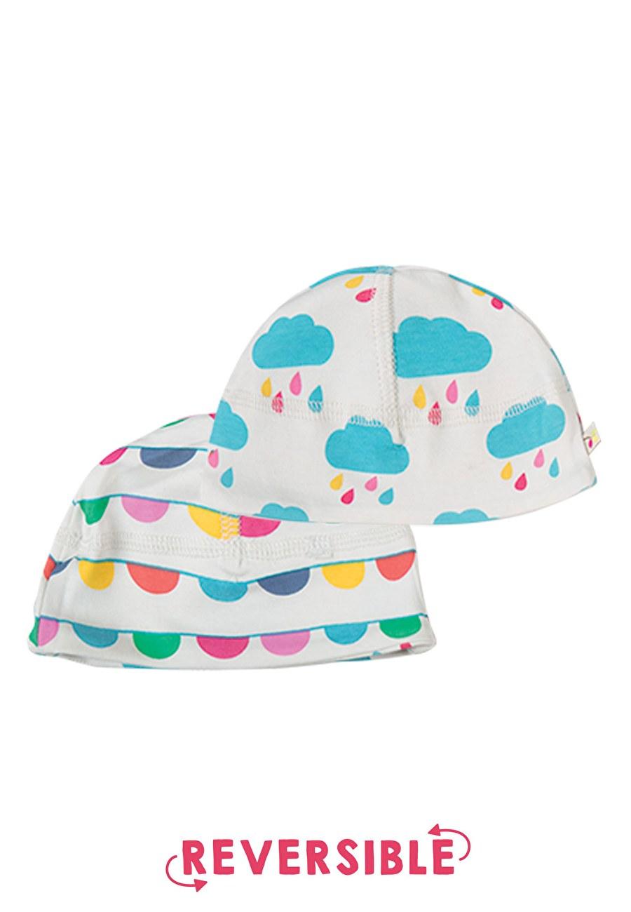 Scrumptious Babygrow 2 Pack & Matching Hat Bunting