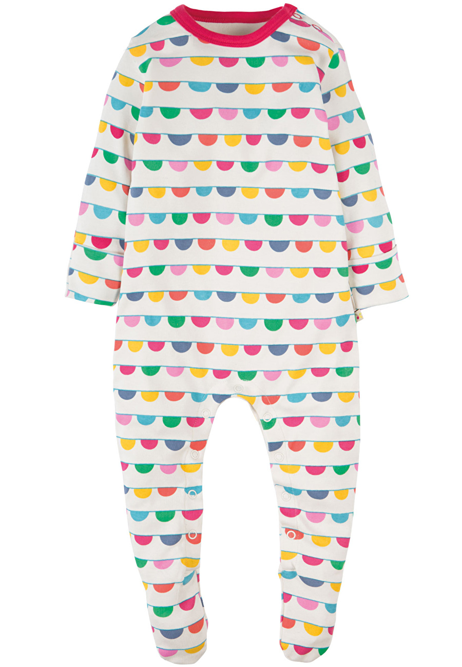 Scrumptious Babygrow 2 Pack and Matching Reversible Hat in ...
