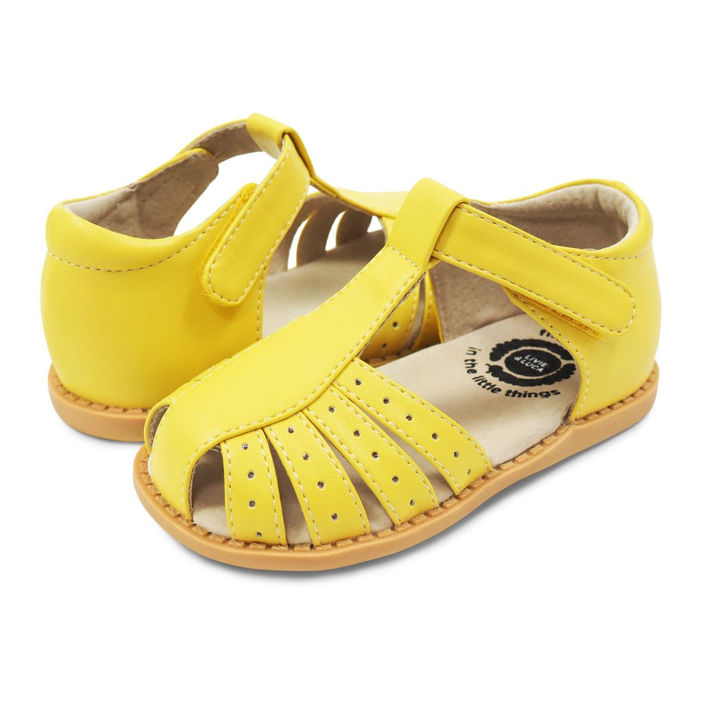 PAZ SANDAL LEMON YELLOW   Baby Gifts, Baby Clothes, Baby ...