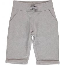 maxomorra-sweatshorts-knee-light-grey-melange-min-jpg