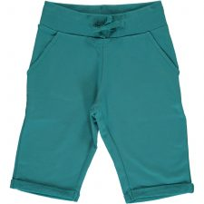 maxomorra-sweatshorts-knee-soft-petrol-min-jpg